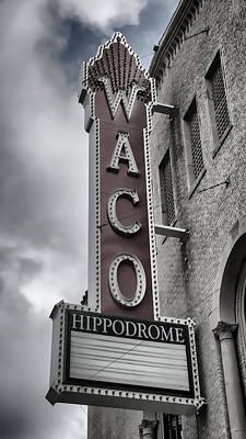Waco Hippodrome - #4 Art Print