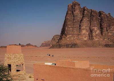 Photograph - Wadi Rum by Mae Wertz