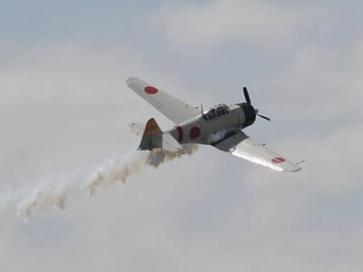 Photograph - Wafb 09 T-6 Tora 101 Zero 6 by David Dunham