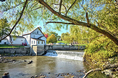 Photograph - Wagaman Mill 2 by Bonfire Photography