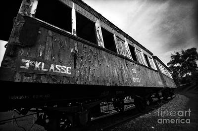 Photograph - Wagon by Charuhas Images