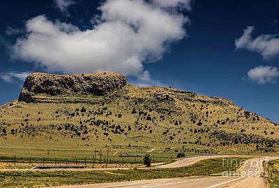 Photograph - Wagon Mound by Jon Burch Photography