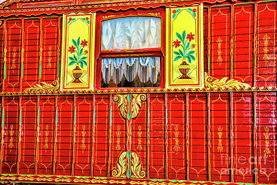 Photograph - Wagon Window by Rick Bragan