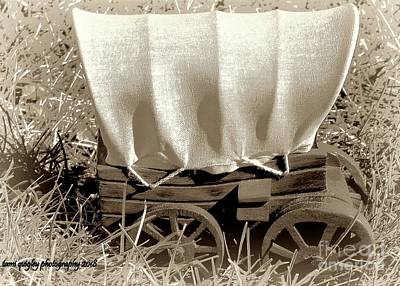 Photograph - Wagons Ho by Tami Quigley