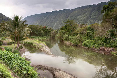 Photograph - Wailoa Stream by Susan Rissi Tregoning