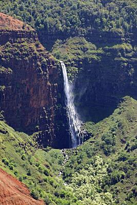 Photograph - Waimea Canyon 38 - Kauai, Hawaii by Pamela Critchlow