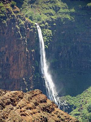 Photograph - Waimea Canyon 74 - Kauai, Hawaii by Pamela Critchlow