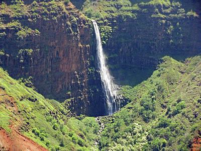 Photograph - Waimea Canyon 80 - Kauai, Hawaii by Pamela Critchlow