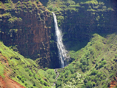 Photograph - Waimea Canyon 81 - Kauai, Hawaii by Pamela Critchlow