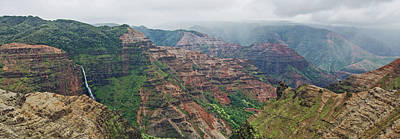 Photograph - Waimea Canyon by Angie Schutt