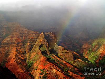 Photograph - Waimea Canyon I by Patricia Griffin Brett
