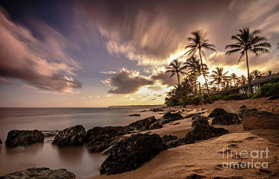 Photograph - Wainiha Kauai Hawaii Sunrise  by Dustin K Ryan