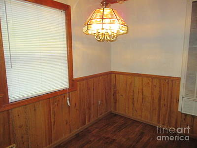 Fine Dining - Wainscoting In Dining Area by Frederick Holiday