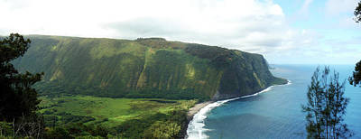 Photograph - Waipio Valley by Jason Chu