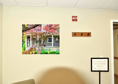 Photograph - Waiting Area 1 by Jerry Sodorff