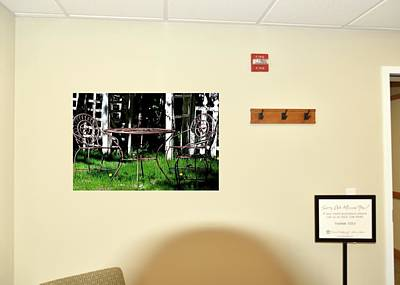Photograph - Waiting Area 2 by Jerry Sodorff