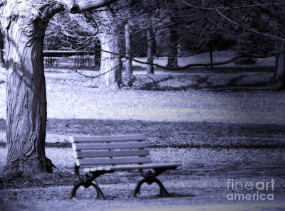 Photograph - Waiting by Cathy  Beharriell