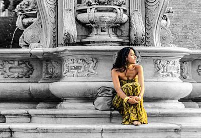 Photograph - Waiting - Cesena - Italy  by Andrea Mazzocchetti