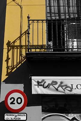 Photograph - Waiting Dog by Andrea Mazzocchetti