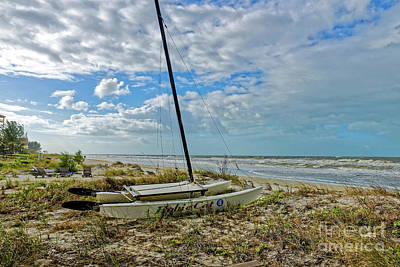 Photograph - Waiting For Good Weather by Paul Mashburn