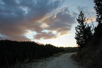 Photograph - Waiting For Sunset by Debra Baldwin