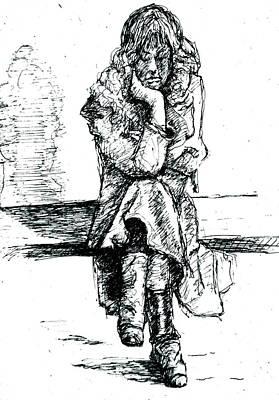Waiting For The 6 Train Art Print by Dan Earle