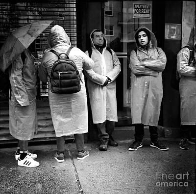 Photograph - Waiting For The Rain by Miriam Danar
