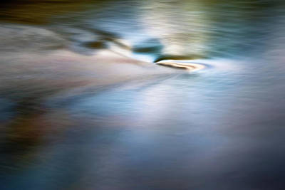 Abstract Airplane Art - Waiting for the River by Scott Norris