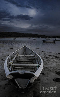 Photograph - Waiting For The Tide by Dominique Guillaume