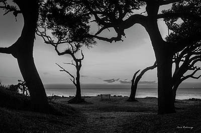 Photograph - Waiting For You Driftwood Beach Jekyll Island Georgia by Reid Callaway