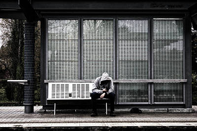 Photograph - Waiting by Ian Markauskas