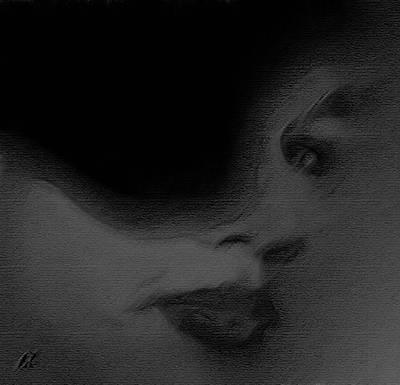 Waiting In The Night Original by Wayne Bonney