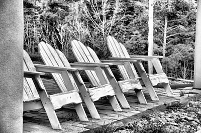 Photograph - Waiting by Jacqui Binford-Bell