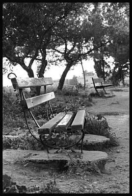 Photograph - Waiting by Julia Bridget Hayes