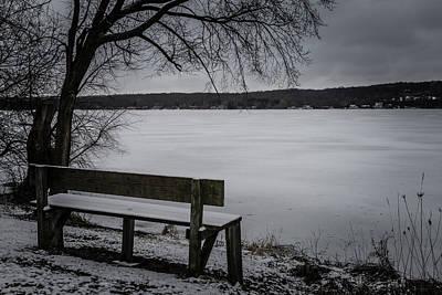 Photograph - Waiting... by Kathleen Scanlan