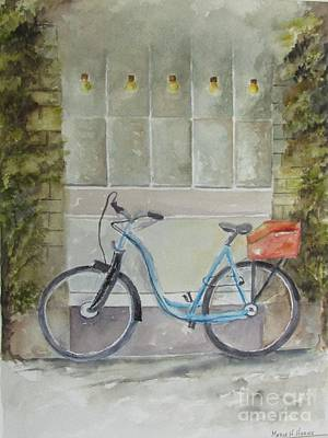 Painting - Waiting by Madie Horne