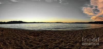 Photograph - Waiting On Sunset by Joe Lach