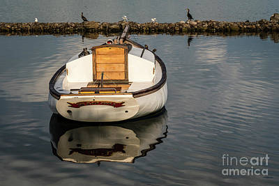 Photograph - Waiting To Sail by Joann Long