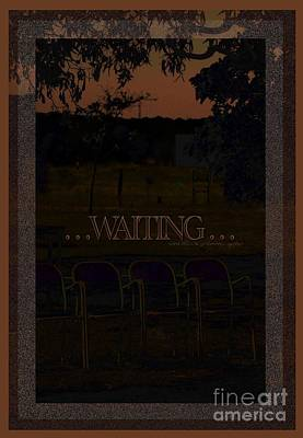 Photograph - Waiting by Vicki Ferrari