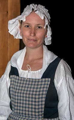 Photograph - Waitress At The Tavern by Patrick Boening