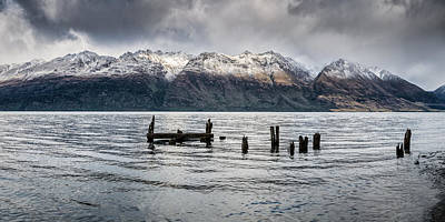 Photograph - Wakatipu Revisited by Brad Grove