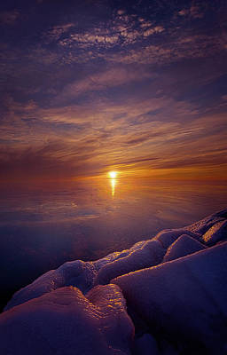 Photograph - Wake The Sun by Phil Koch