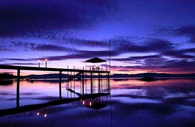 Photograph - Wake Up To The Dawn by Sean Sarsfield