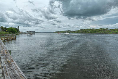 Photograph - Wake Zone by John M Bailey