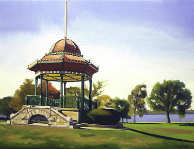 Wakefield Bandstand Original