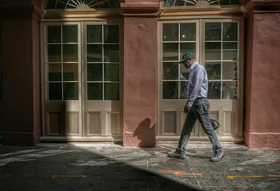 Photograph - Walk by Ryan Shapiro