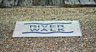 Uss North Carolina Photograph - Walk The Riverwalk by Cynthia Guinn