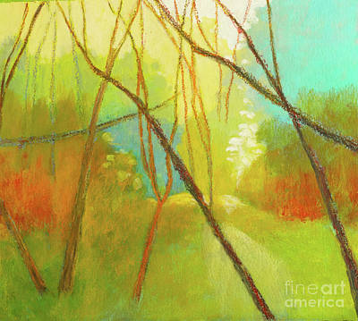 Painting - Walk Through 3 by Melody Cleary