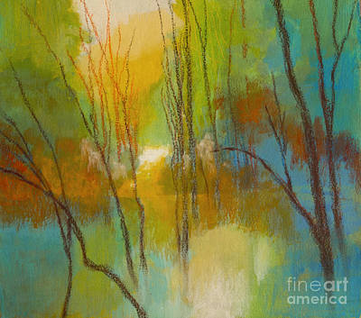 Painting - Walk Through by Melody Cleary