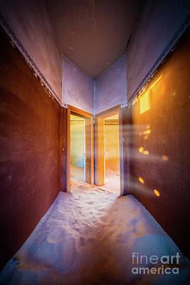Mining Photograph - Walk Towards The Light by Inge Johnsson